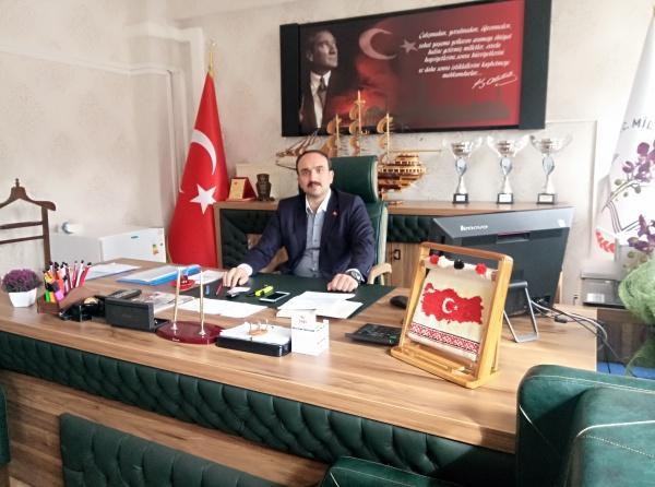 ALİ ÖZGAN - Okul Müdürü